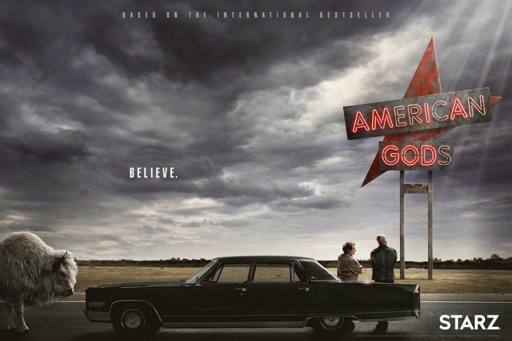 Američtí bohové_American gods