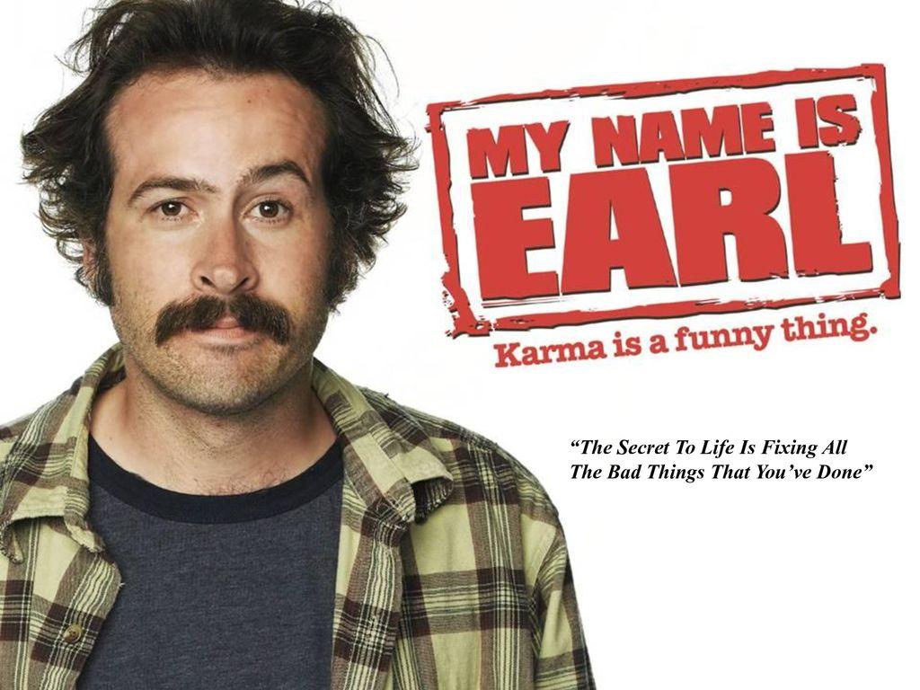 Jmenuji se Earl _My name is Earl