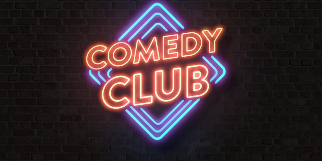 seriál Comedy Club series