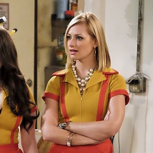 2 socky 2 broke girls Caroline Channing character