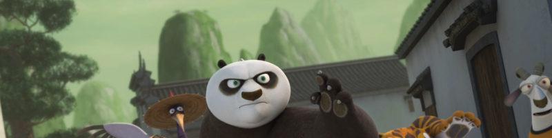 Kung Fu Panda: Legendy o mazáctví / Kung Fu Panda: Legends of Awesomeness