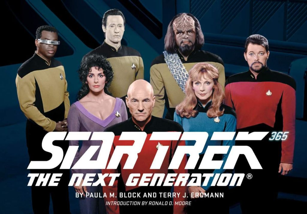seriál Star Trek Nová generace_Star Trek The Next Generation series