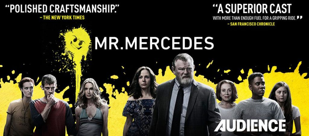 seriál Mr. Mercedes series
