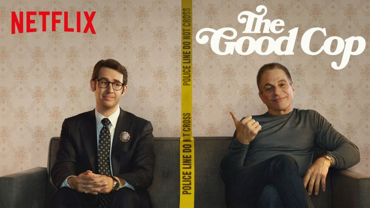 seriál The Good Cop series