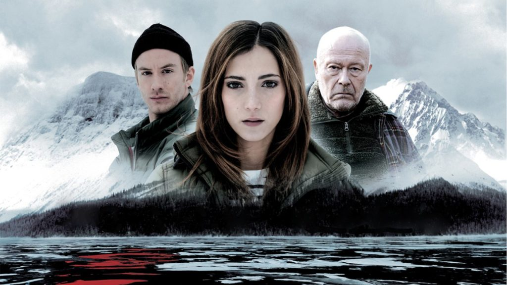 seriál Černé jezero series