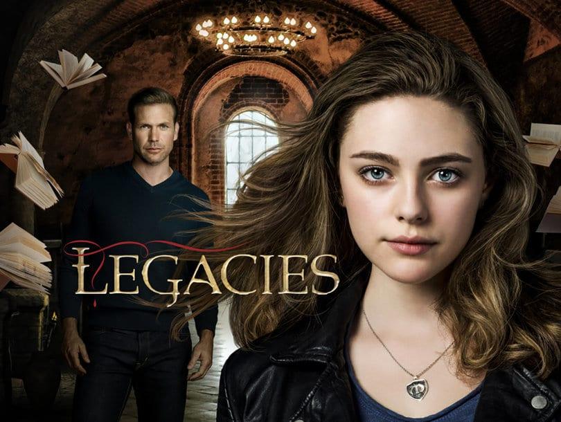 seriá Legacies series