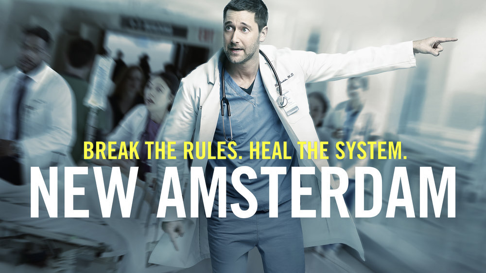 seriál New Amsterdam series