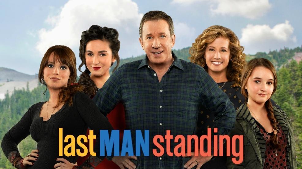 seriál Poslední chlap Last Man Standing series