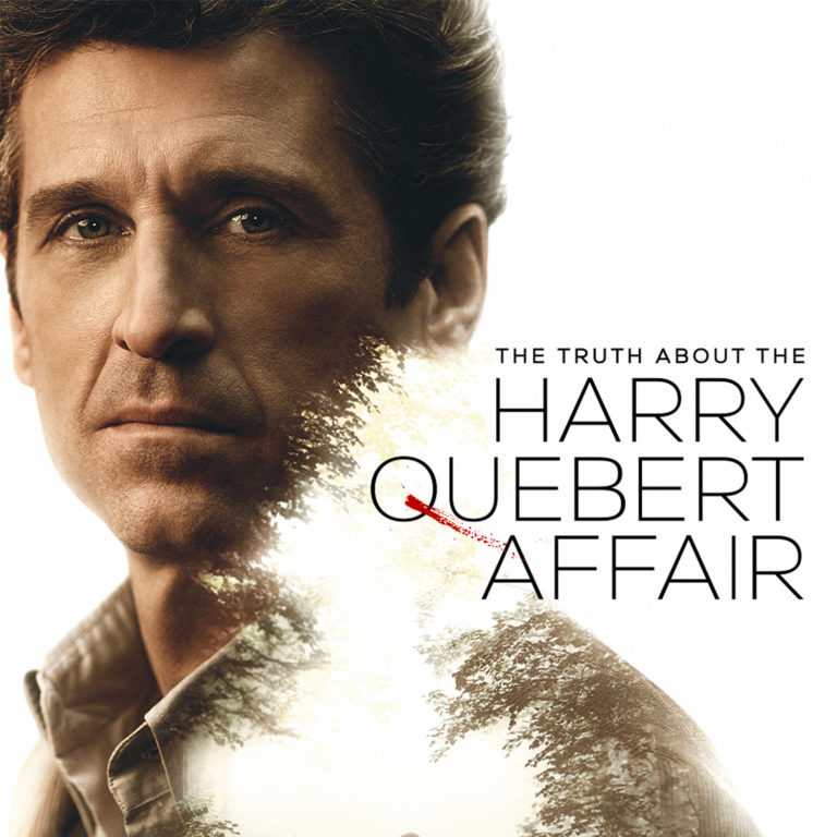 seriál The Truth About the Harry Quebert Affair series