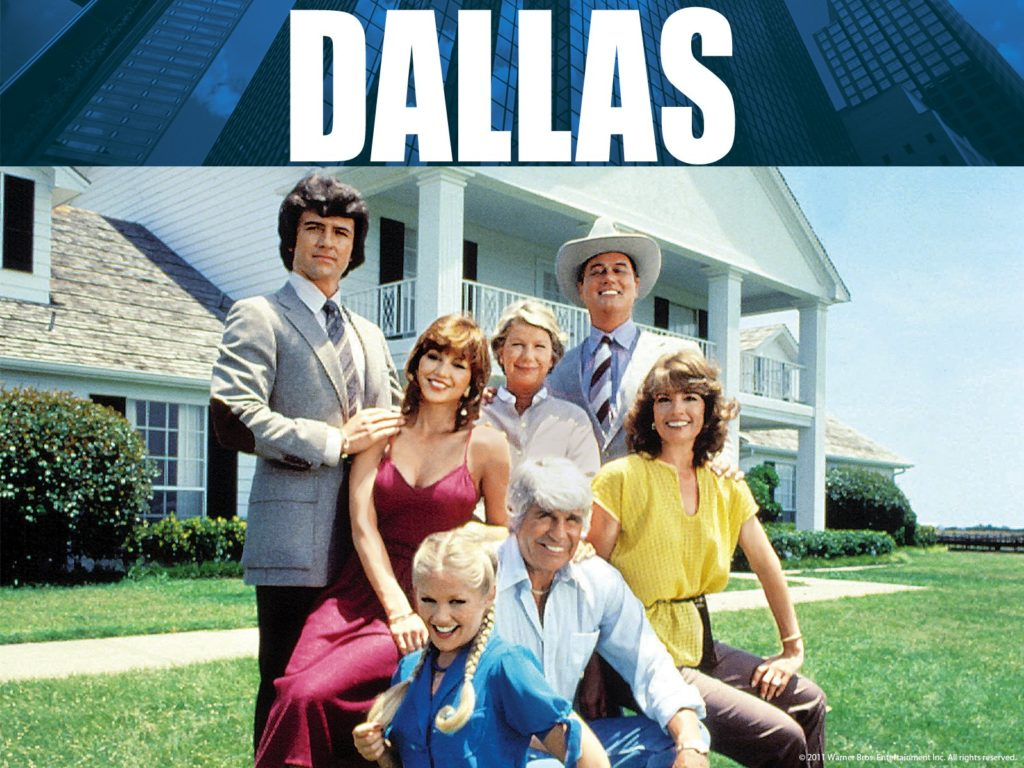 seriál Dallas