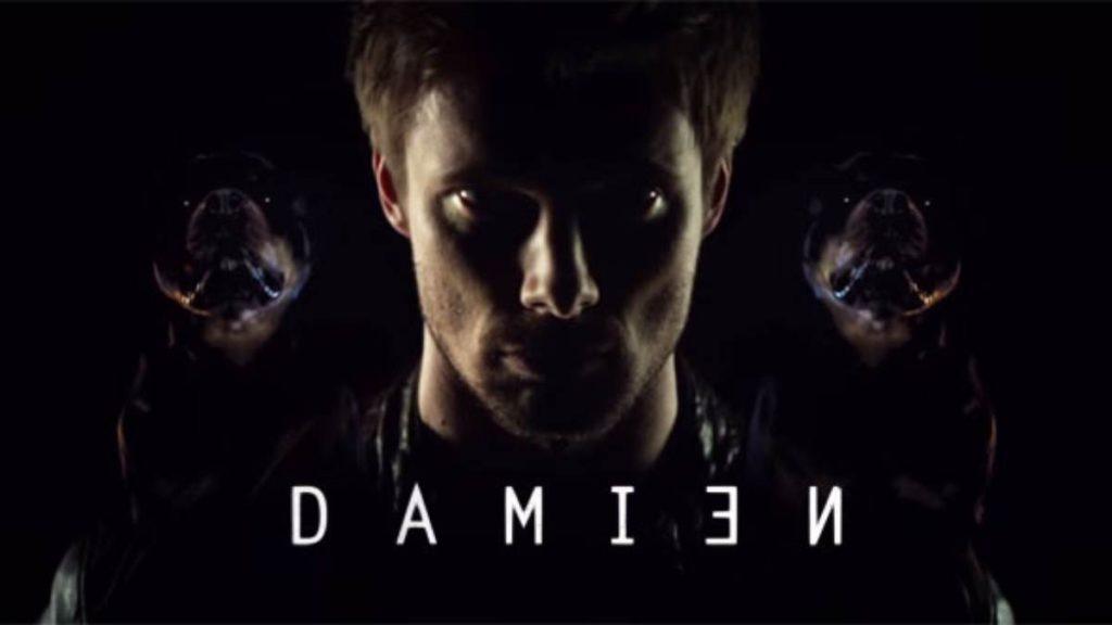 seriál Satan přichází_Damien series