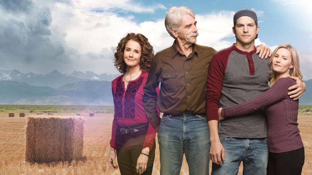 seriál The Ranch series