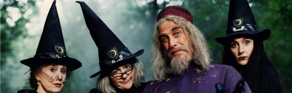 seriál Čarodějnice školou povinné The Worst Witch series