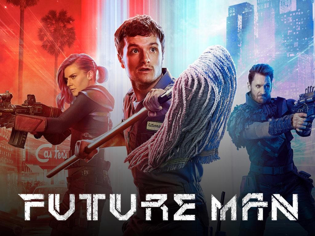 seriál Future Man