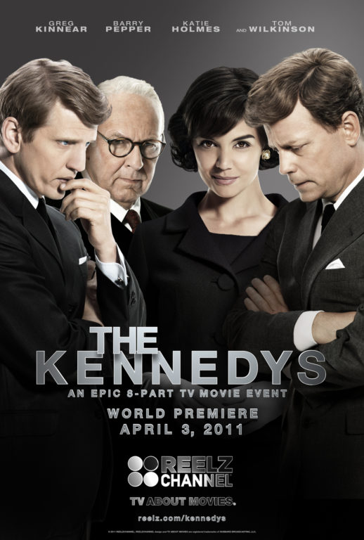 seriál Kennedyové The Kennedys series