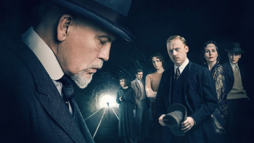 seriál The ABC Murders series