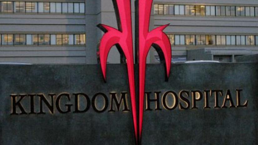 seriál Královská nemocnice Kingdo Hospital series