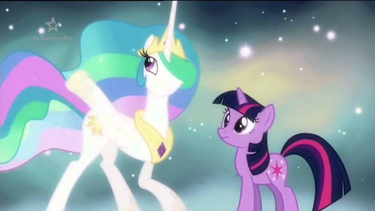 seriál Můj malý pony