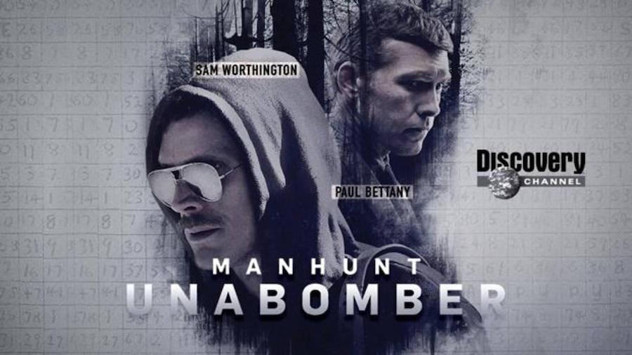 seriál Manhunt Unabomber series