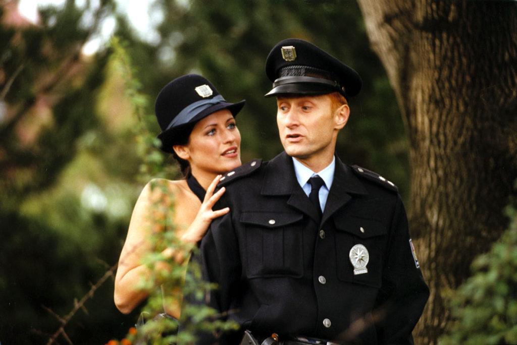 seriál Policajti z předměstí