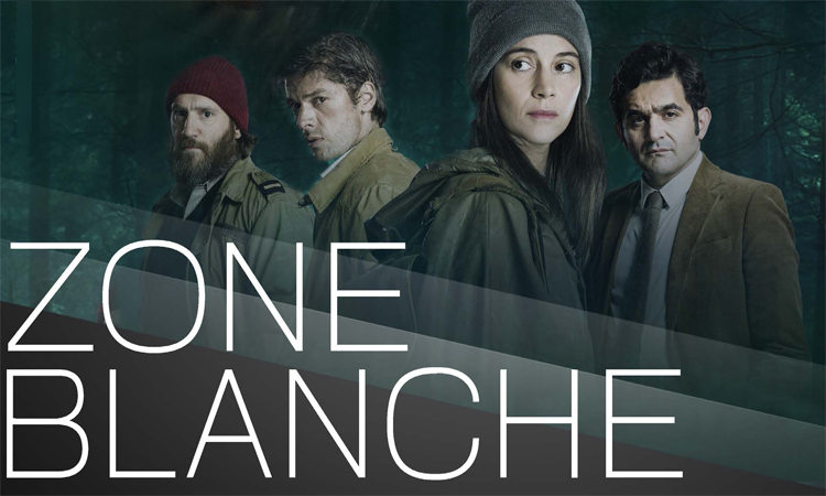 seriál Zone Blanche series