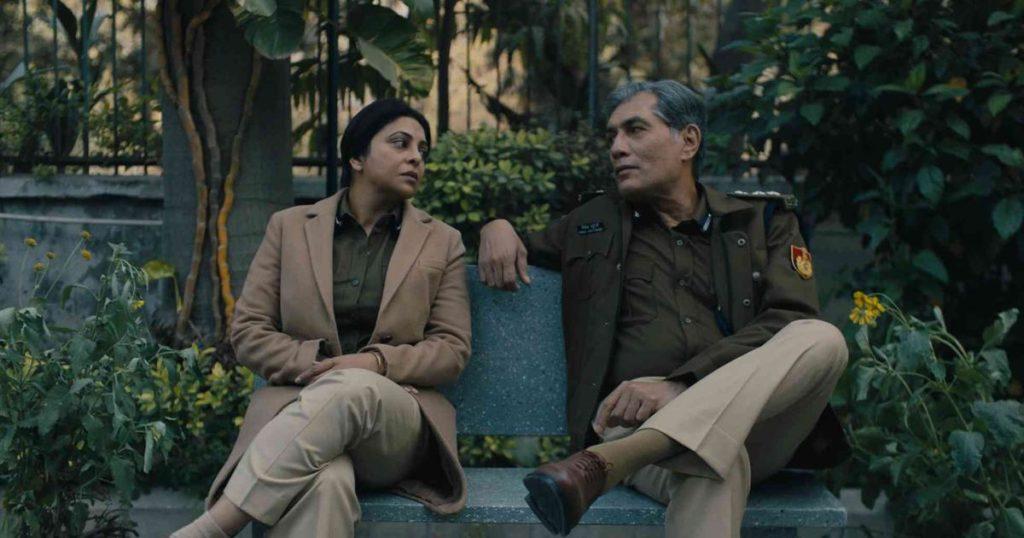 seriál Delhi Crime series