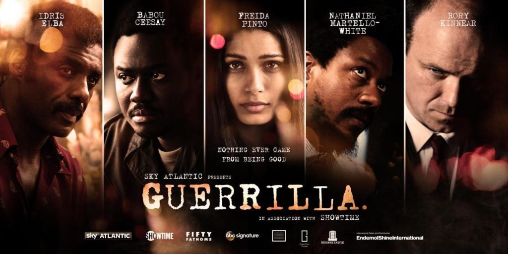 seriál Guerrilla series