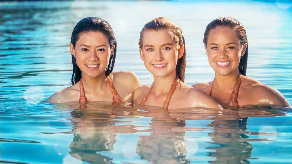 seriál Mako Mermaids series