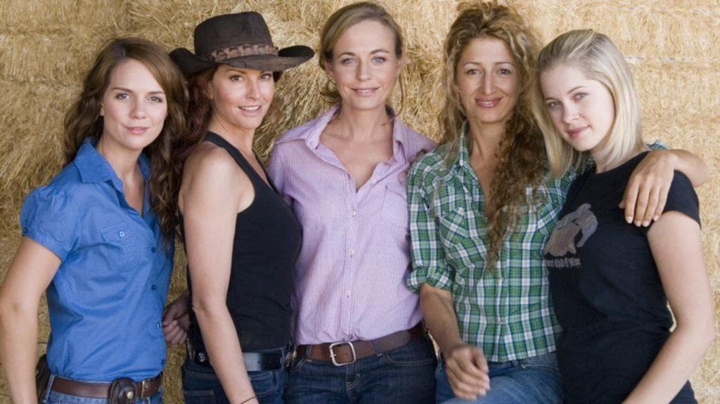 seriál McLeodovy dcery / McLeod daughters series