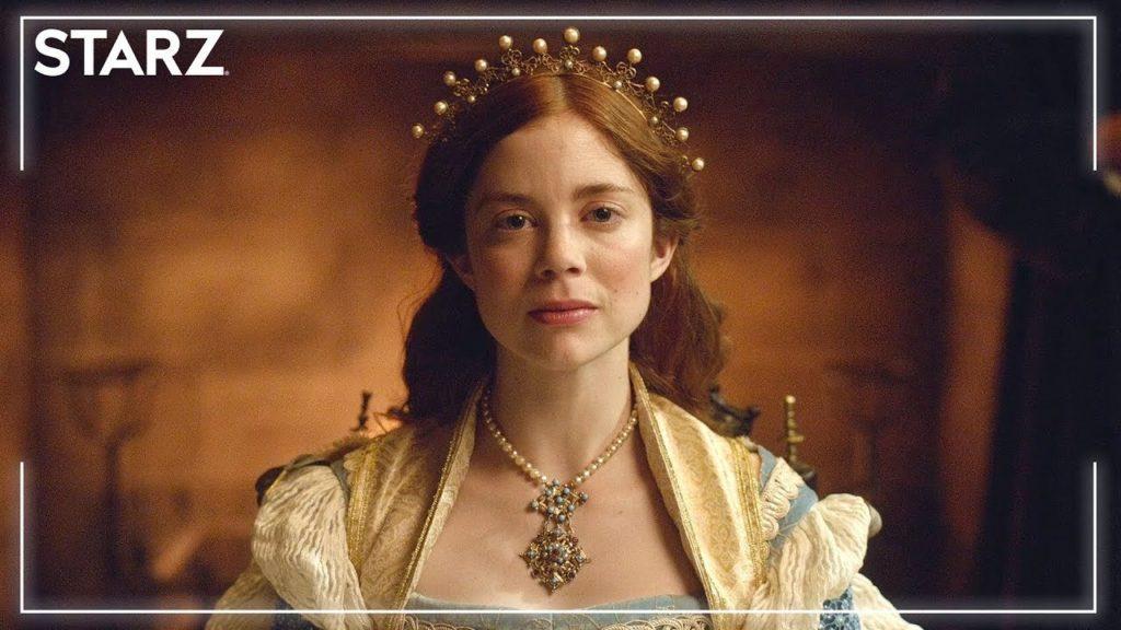 seriál The Spanish Princess series