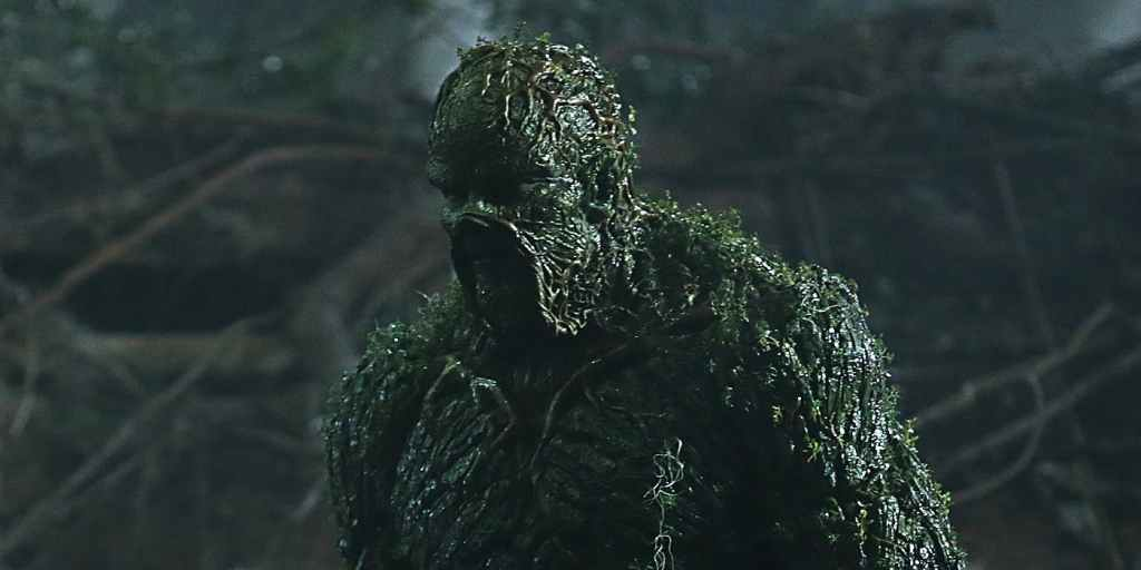 seriál Swamp Thing series