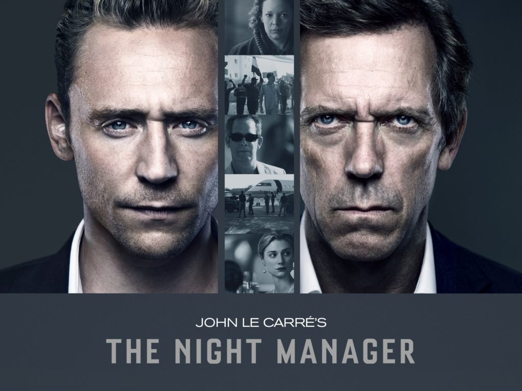 seriál Night Manager series