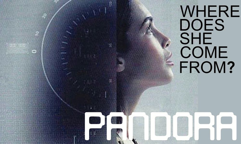 seriál Pandora series