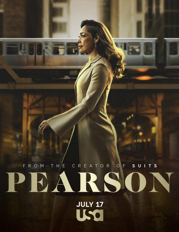 seriál Pearson series