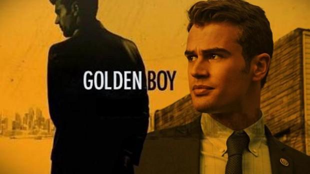 seriál Policajt z New Yorku Golden Boy series