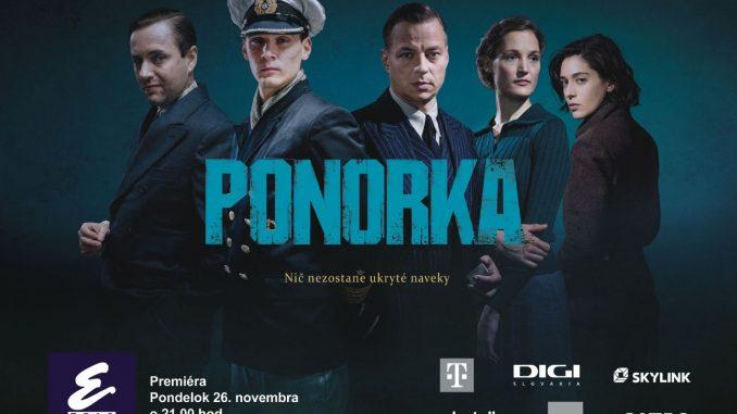seriál Ponorka Das Boot