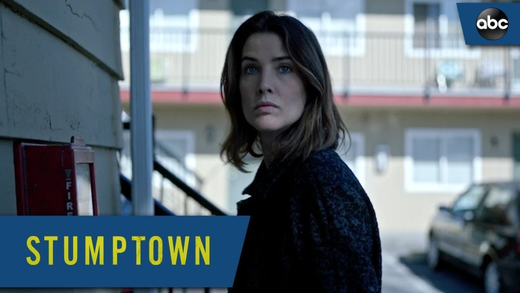seriál Stumptown series