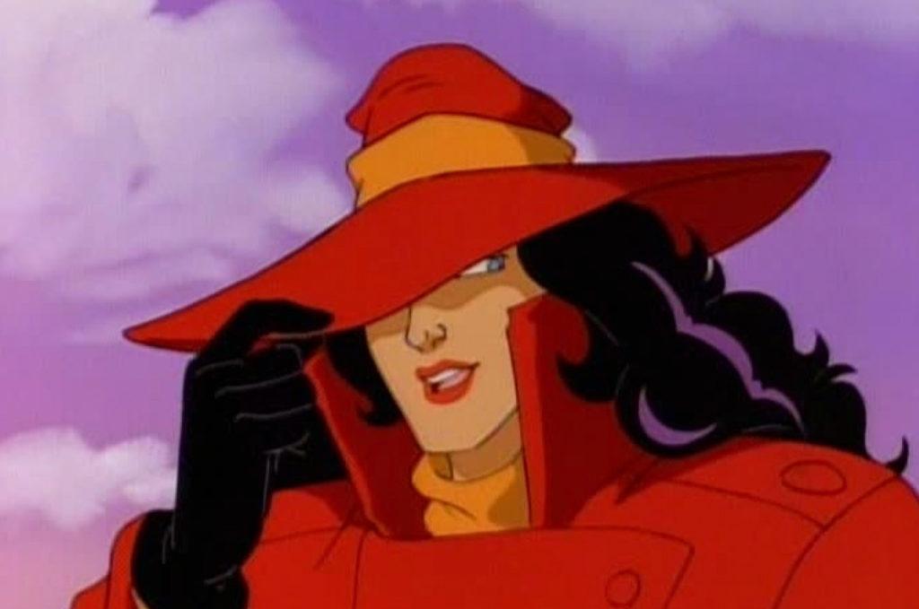 seriál Carmen Sandiego series