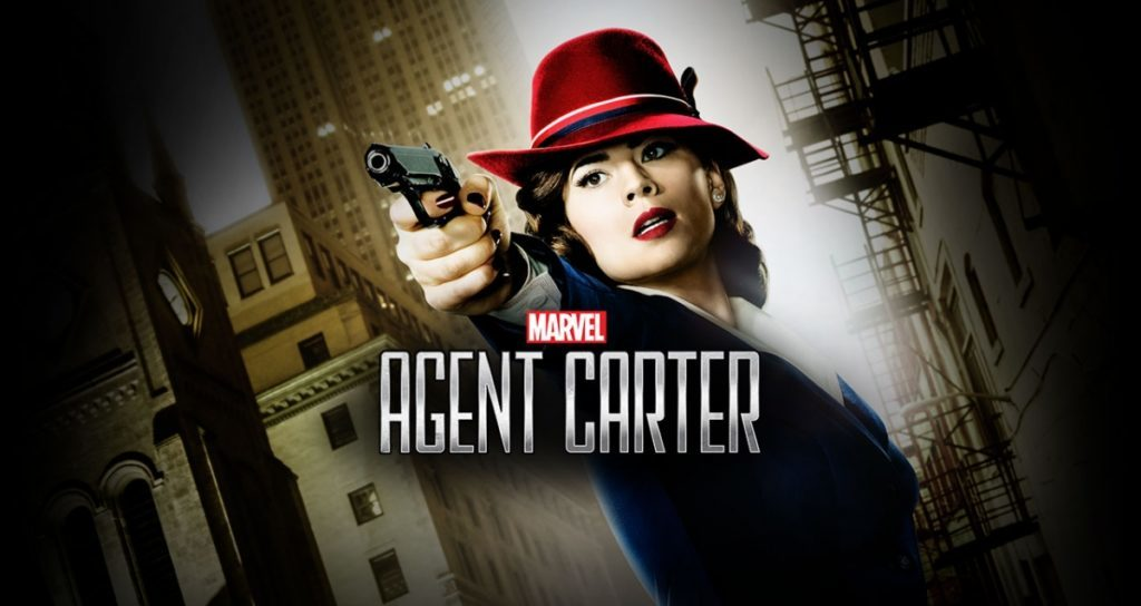 Agent Carter_Marvel's Agent Carter