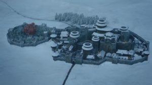 Seriepedia Hra o trůny Zimohrad Winterfell
