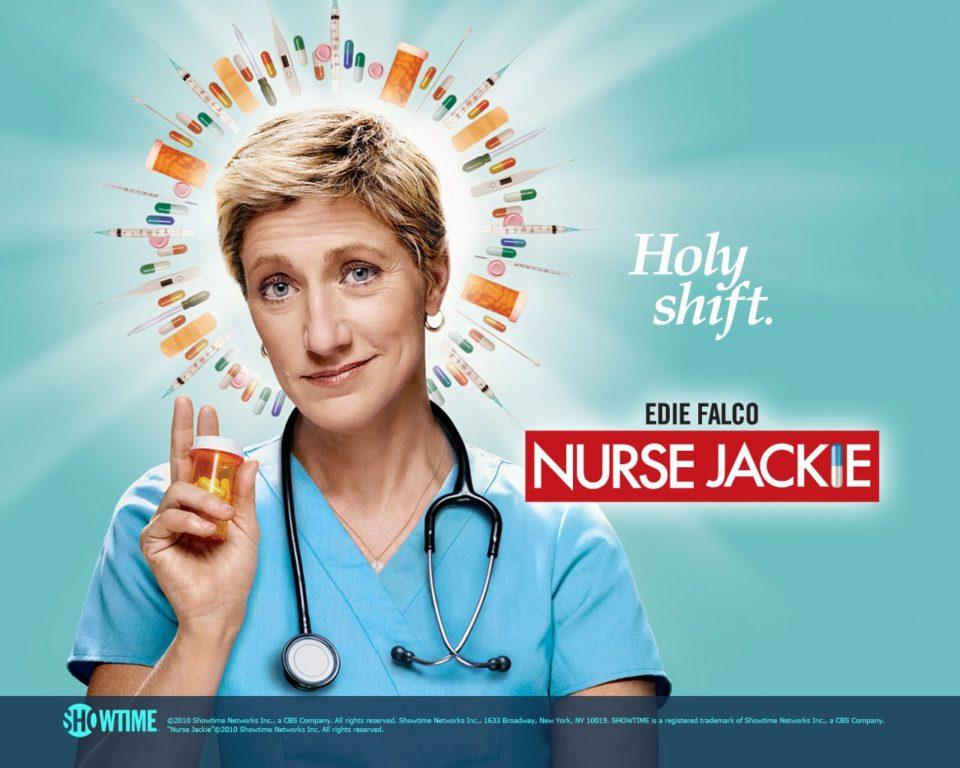 Sestřička Jackie_Nurse Jackie