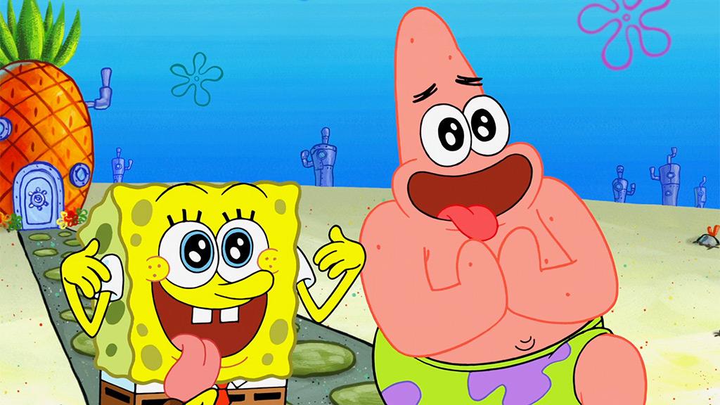SpongeBob v kalhotách_SpongeBob SquarePants