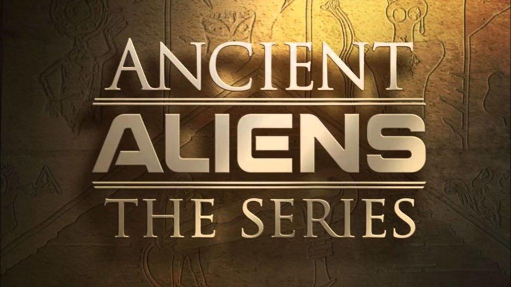 Vetřelci dávnověku_Ancient Aliens