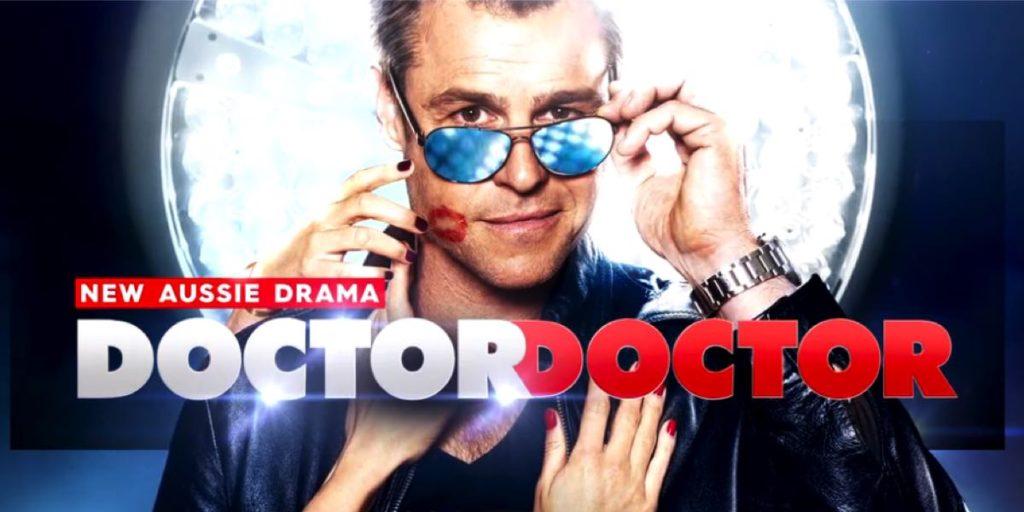 seriál Doktor srdcař_Doctor Doctor series
