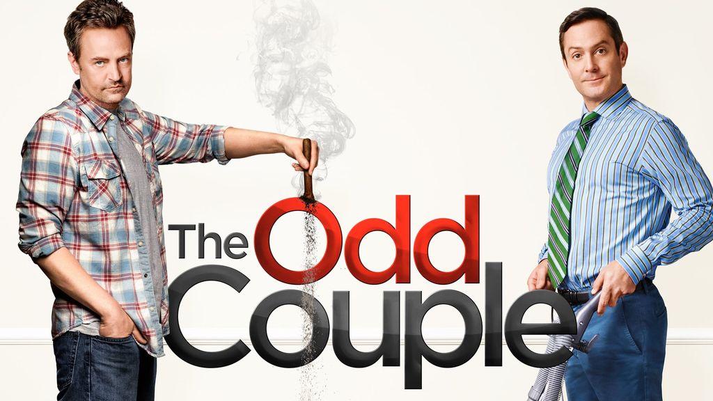 seriál Správná dvojka_The Odd Couple series