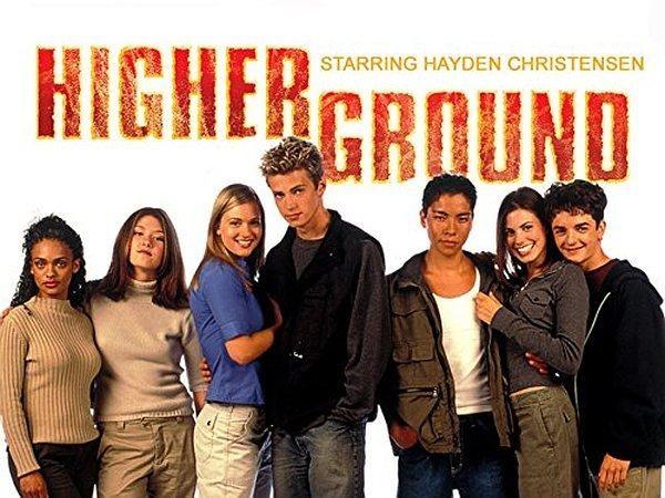 seriál Cesta vzhůru_Higher ground series