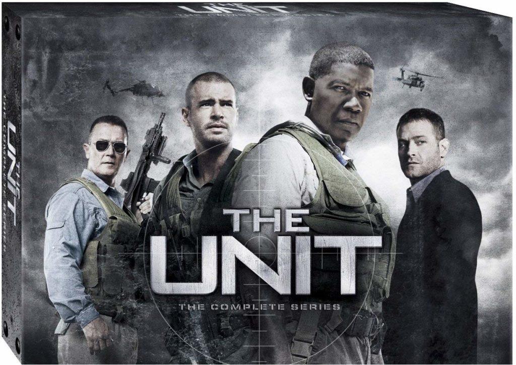 seriál Jednotka zvláštního určení_The Unit series