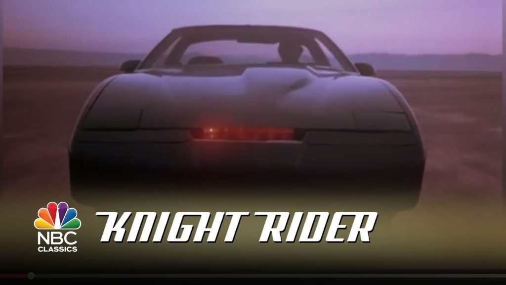 seriál Knight Rider series