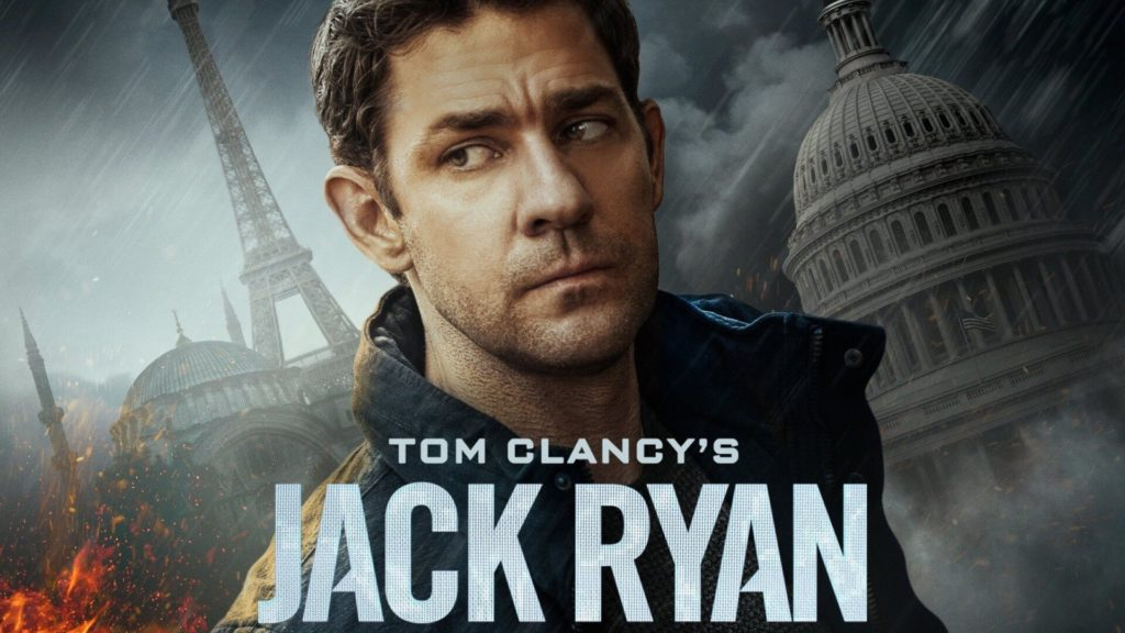 seriál Tom Clancy´s Jack Ryan series