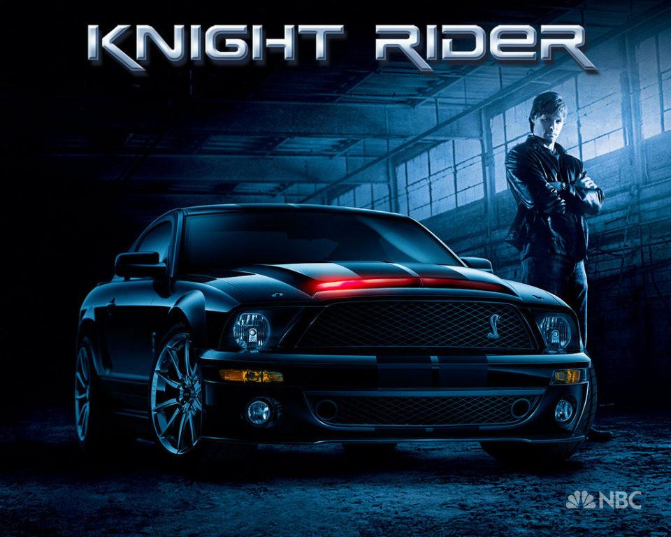 seriál Knight Rider - Legenda se vrací / Kniht rider series